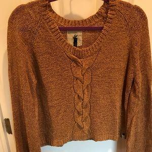 One teaspoon bell sleeve sweater
